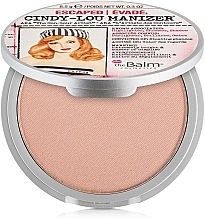 Fragrances, Perfumes, Cosmetics Highlighter, Shimmer and Shadow - theBalm Cindy-Lou Manizer Highlighter & Shadow