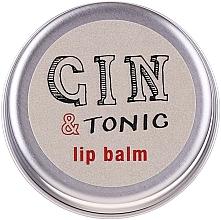 Fragrances, Perfumes, Cosmetics Lip Balm - Bath House Gin & Tonic Lip Balm Lemon & Juniper
