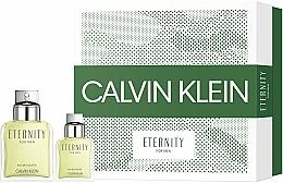 Fragrances, Perfumes, Cosmetics Calvin Klein Eternity For Men - Set (edt/100ml + edt/30ml)