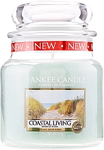 Fragrances, Perfumes, Cosmetics Candle in Glass Jar - Yankee Candle Coastal Living