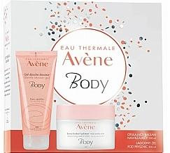 Fragrances, Perfumes, Cosmetics Set - Avene Body Eau Thermale (b/lotion/250ml + sh/gel/200ml)