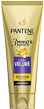 "Fragrances, Perfumes, Cosmetics Hair Conditioner ""Extra Volume in 3-Minute"" - Pantene Pro-V Three Minute Miracle Extra Volume Conditioner"