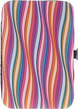 Fragrances, Perfumes, Cosmetics Manicure Set, 6-piece, 79689, multicolored - Top Choice