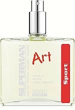 Fragrances, Perfumes, Cosmetics Royal Cosmetic Superman Art Sport - Eau de Toilette
