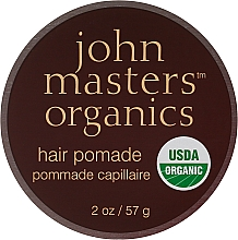 Fragrances, Perfumes, Cosmetics Nourishing & Smoothing Pomade for Dry & Unruly Hair - John Masters Organics Hair Pomade