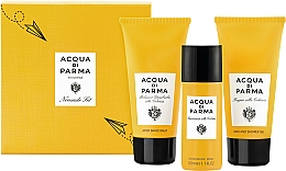 Fragrances, Perfumes, Cosmetics Acqua di Parma Colonia Nomade - Set (deo/50ml + s/g/75ml + afs/b/75ml)