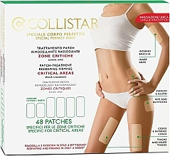 Fragrances, Perfumes, Cosmetics Body Patches - Collistar Speciale Corpo Perfetto Patch-Treatment Reshaping Firming Critical Areas