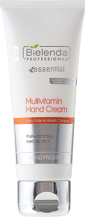 Multivitamin Hand Cream - Bielenda Professional Multivitamin Hand Cream