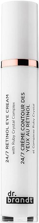 Anti-Aging Retinol Eye Cream - Dr. Brandt 24/7 Retinol Eye Cream