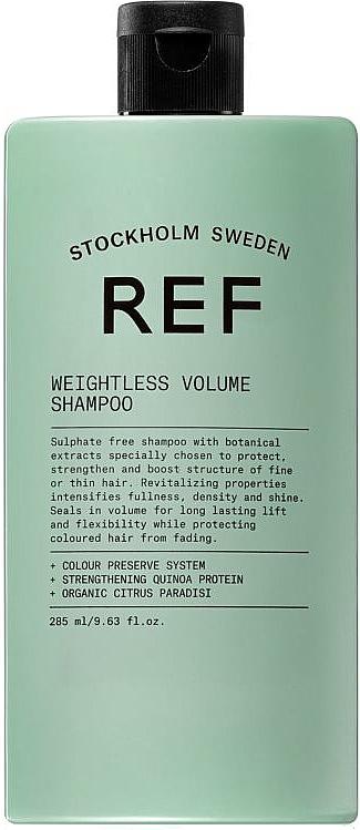 Volumizing Shampoo - REF Weightless Volume Shampoo — photo N1
