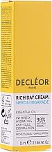 Fragrances, Perfumes, Cosmetics Facial Day Cream - Decleor Neroli Bigarade Rich Day Cream Travel Size