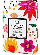 Fragrances, Perfumes, Cosmetics Toilet Soap - Baija Ete A Syracuse Perfumed Soap