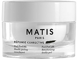 Fragrances, Perfumes, Cosmetics Retexturizing Double Peeling - Matis Reponse Corrective Peel-Perf 100 Double Peel