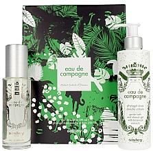 Fragrances, Perfumes, Cosmetics Sisley Eau De Compaigne Jungle Gift Set - Set (edt/100ml+sh/gel/250ml)