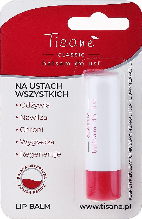 Lipstick Hygienic, blister - Farmapol Tisane Classic Lip Balm