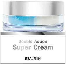 Fragrances, Perfumes, Cosmetics Face Cream - Real Skin Double Action Super Cream