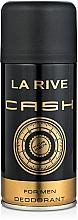 Fragrances, Perfumes, Cosmetics La Rive Cash - Deodorant