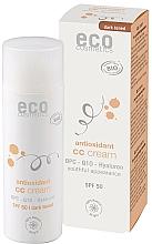 Fragrances, Perfumes, Cosmetics CC Cream SPF 50 - Eco Cosmetics Tinted CC Cream SPF 50
