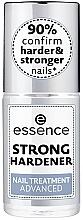 Fragrances, Perfumes, Cosmetics Strong Hardener Nail Treatment - Essence Strong Hardener Nail Treatment Advaced