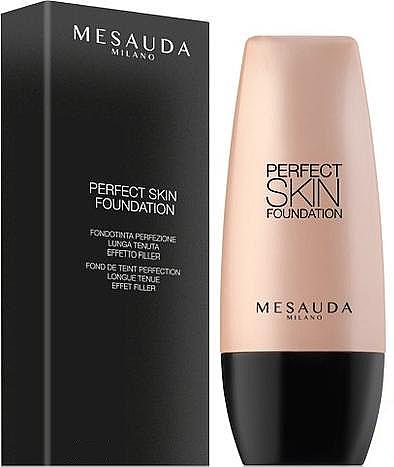 Long-Lasting Foundation - Mesauda Milano Perfect Skin Foundation