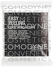 Fragrances, Perfumes, Cosmetics Exfoliating Facial Wipes - Comodynes Easy Peeling