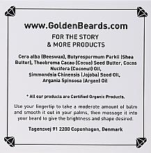Hygge Beard Balm - Golden Beards Beard Balm — photo N2
