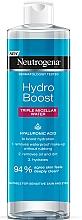 Fragrances, Perfumes, Cosmetics Micellar Water - Neutrogena Hydro Boost Triple Micellar Water