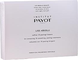 Fragrances, Perfumes, Cosmetics Set - Payot Liss Absolute (f/peeling/10x5g + f/lot/10x10ml + f/mask/10x20g)