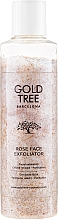 Fragrances, Perfumes, Cosmetics Exfoliating Facial Scrub - Gold Tree Barcelona Rose Face Exfoliation