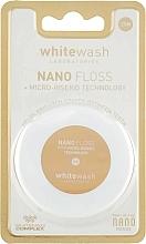 Fragrances, Perfumes, Cosmetics Expanding Dental Floss Nano Floss - WhiteWash Laboratories