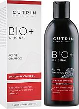 Fragrances, Perfumes, Cosmetics Anti-Dandruff Shampoo - Cutrin Bio+ Original Active Shampoo