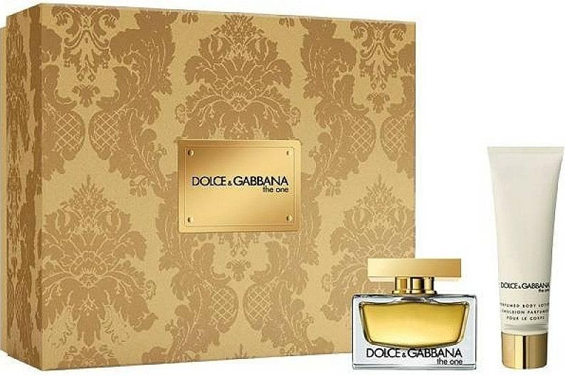 Dolce & Gabbana The One - Set (edp/30ml + b/lot/50ml)