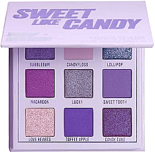 Fragrances, Perfumes, Cosmetics Eyeshdow Palette - Makeup Obsession Sweet Like Candy Shadow Palette