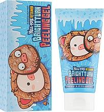 Fragrances, Perfumes, Cosmetics Gentle Peeling Gel - Elizavecca Hell-pore Vitamin Brightturn Peeling Gel