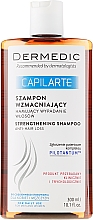 Fragrances, Perfumes, Cosmetics Anti-Hair Loss Strengthening Shampoo - Dermedic Capilarte Shampoo