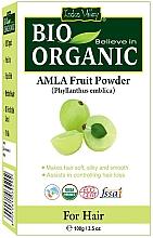 Fragrances, Perfumes, Cosmetics Amla Fruit Powder - Indus Valley Bio Organic Amla Fruit Powder