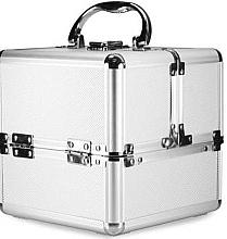 Fragrances, Perfumes, Cosmetics Makeup Case, silver - NeoNail Professional