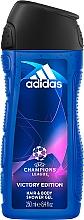 Fragrances, Perfumes, Cosmetics Adidas UEFA Champions League Victory Edition - Shampoo-Shower Gel