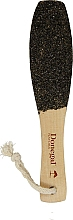 Fragrances, Perfumes, Cosmetics Pedicure File, wooden - Donegal Wooden Foot File Eco Gift