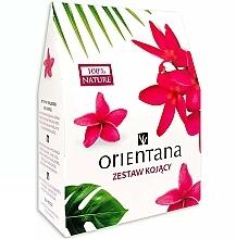 Fragrances, Perfumes, Cosmetics Set - Orientana Kali Musli (cr/50ml + peeling/50ml + f/mask/1pads)