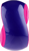 Fragrances, Perfumes, Cosmetics Hair Brush, purple with pink - Twish Spiky 1 Hair Brush Purple & Deep Pink