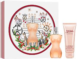 Fragrances, Perfumes, Cosmetics Jean Paul Gaultier Classique - Set (edt/50ml + b/lot/75ml)