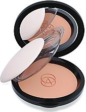 Fragrances, Perfumes, Cosmetics Face Compact Powder - Astra Make-Up Natural Skin Powder