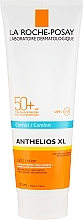 Fragrances, Perfumes, Cosmetics Sun Protection Face and Body Lotion - La Roche-Posay Anthelios XL Comfort Lotion SPF50+