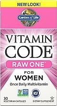 Fragrances, Perfumes, Cosmetics Women Multivitamins - Garden of Life Vitamin Code Raw One for Women