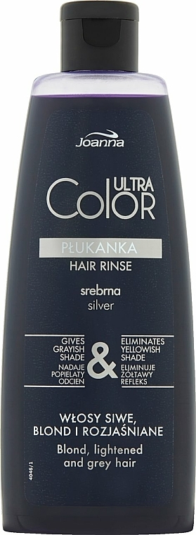 Silver Blonde & Gray Hair Conditioner - Joanna Ultra Color System