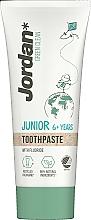 Fragrances, Perfumes, Cosmetics Toothpaste, 6-12 years - Jordan Green Clean Junior
