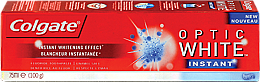 Fragrances, Perfumes, Cosmetics Whitening Toothpaste - Colgate Optic White Instant