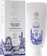 Fragrances, Perfumes, Cosmetics Modelling Body Serum - Natura Siberica Mon Amour Sculpting Body Serum