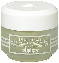 Fragrances, Perfumes, Cosmetics Eye and Lip Balm - Sisley Baume Efficace Botanical Eye and Lip Contour Balm